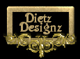 Web Set of Graphics Designed by Dietz Designs